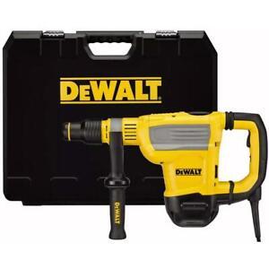 "DeWALT D25614K 13.5 Amp 1-3/4"" SDS MAX Corded Concrete/Masonry Rotary Hammer"