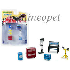 Greenlight 13175 Shop Tools Set Accessories For 1/64 Home Improvement Binford