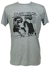 T-SHIRT UOMO TG. S SONIC YOUTH ROCK BAND MUSIC U.S.A. NEW YORK MAGLIETTA WORN BY
