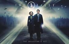 X FILES COMPLETE T.V SERIES  + 2 MOVIES BLU RAY HUGE COLLECTOR'S BOXSET