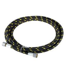 "Braided Airbrush Compressor Air Hose Tool 1/8""-1/8"" Adaptor Fitting"