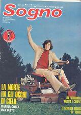 fotoromanzo SOGNO, anno XXX N. 20 ( LANCIO ) - 1976 - COFFA / DELYS