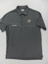 Wichita State Shockers Ping Collection Basketball Polo Shirt (Mens Medium) Gray