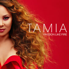 Tamia - Passion Like Fire [New CD]