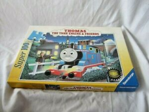 3 Thomas Books & Thomas The Tank Engine and Friends 100 Piece Puzzle (DS)