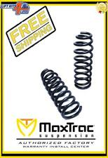 "MaxTrac 271220 2"" Rear Lowering Coils for 2007-2014 GMC Yukon 2WD/4WD"