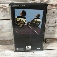 ERIC B & RAKIM Follow The Leader CASSETTE Tape Uni UNIC3 US 1988