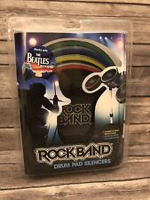 Rock Band Drum Pad Silencers Harmonix PS3 XBox 360 Wii Rockband Brand NEW Sealed