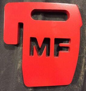 7.5 # Massey Ferguson Suit Case Weight Garden Tractor Pulling
