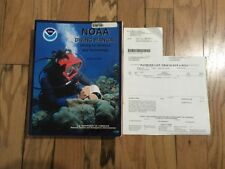 NOAA Diving Manual: Diving for Science and Technology, Fourth Edition 2001!
