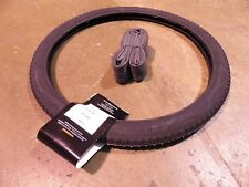 16 x 1 3/8 Tyre and Inner Tube Raleigh for Bike Bicycle Cycle