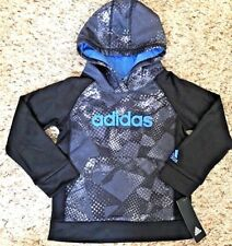 NWT Adidas Digi Fusion Pullover Hoodie, Little Boys, Size 4