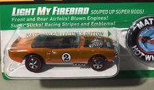 Hot Wheels Spoilers Light My Firebird Redline