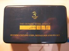 2000 Sydney Olympic Australia coin set, Low Mintage Set.