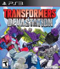 Transformers Devastation PS3 New PlayStation 3, Playstation 3