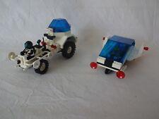 LEGO® Space / Classic 6884 AERO-Module, 6885 Crater Crawler