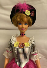 1996 French Barbie (Dolls of the World) pre owned Out Of Box