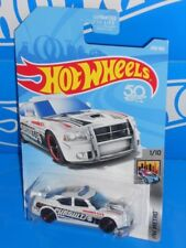 Hot Wheels 2018 HW Metro Series #208 Dodge Charger Drift White Police Car