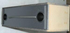 Stereo Passiv Bandpass Subwoofer mit Frequenzweiche, Grundig Space Fidelity PA-3