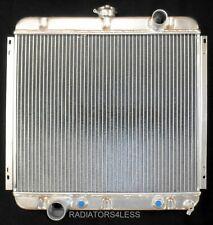 "3 ROW ALUMINUM RADIATOR 67 68 69 70 FORD MUSTANG COMET FALCON 20"" CORE V8"