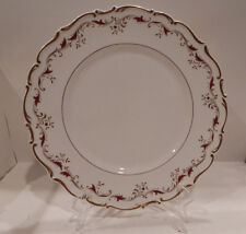 """ROYAL DOULTON """"STRASBOURG"""" DINNER PLATE (S) MADE IN ENGLAND H4958"""