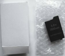 BATTERY PACK SONY PSP COMPATIBLE 3.6 3600 mAh
