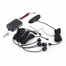 4 Parking Sensors LED Display Car Auto Backup Reverse Radar System Alarm Kit #V