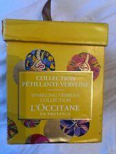 Loccitane En Provence Kit Verbena Sparkling Collection Set Of 4