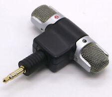 3.5mm Plug ecm-ds70p A ELETTRETE PER SONY MICROFONO STEREO digitali senza fili-Regno Unito
