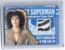TOPPS Superman Returns Parker Posey Kitty Kowalski zebra dress costume card  #5