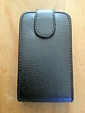 PROTECTIVE PU LEATHER FLIP CASE / COVER / WALLET FOR BLACKBERRY 9800 TORCH PHONE