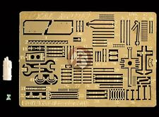Royal Model 1/35 StuG IV Sd.Kfz.167 Late Update Set No.1 WWII (for Dragon) 123