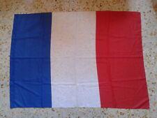 BANDERA FLAG FRANCIA FRANCE GRANDE 134CM X 98CM HINCHAS ULTRAS SUPPORTERS FUTBOL