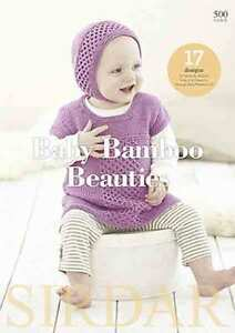 Sirdar Baby Bamboo Beauties Book 500
