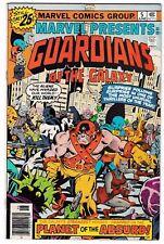 MARVEL PRESENTS #5 (FN/VF) GUARDIANS OF THE GALAXY! STARHAWK! CHARLIE-27! YONDU