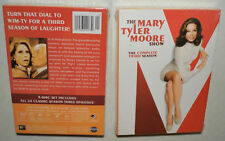 3 DVD set - The Mary Tyler Moore Show - The Complete Third Season 3 - NEW