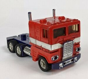 Original Authentic 1984 G1 Transformers Optimus Prime Autobot Action Figure #2