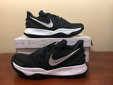 """7c60c3f9a04 Nike Kyrie 4 Low """"Black White"""" Size 9.5 Brand New AO8979 003 Basketball"""