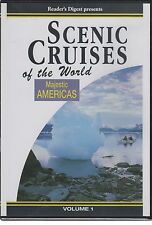SCENIC  CRUISES  OF THE WORLD  (  MAJESTIC  AMERICAS  )  A  READERS DIGEST  DVD
