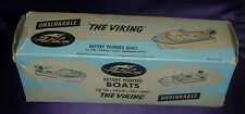 Fleet Line The Viking Battery Powered Boat Box Instructions And Part Only