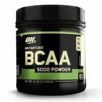 Optimum Instantized  BCAA 5000 Powder UNFLAVORED 60 Servings AMINO ACIDS
