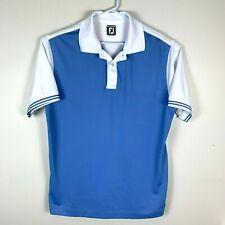 Footjoy Athletic Fit Premium Golf Polo Shirt Size Men's Large