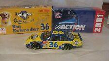 LE Nascar #36 Ken Schrader M&M Pedigree Grand Prix 124 Scale Diecast 2001 dc1038
