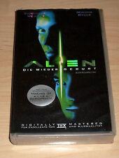VHS - Alien - Die Widergeburt ( Resurrection ) - Horrorfilm - Videokassette