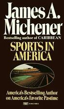 Sports in America Mass Market Paperbound James A. Michener
