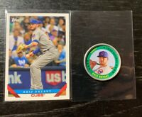 Kris Bryant 2019 Topps Archives Lot(2) Chicago Cubs