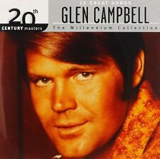 Glen Campbell - Millennium Collection: 20th Century Masters [New CD]