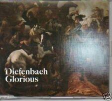 (O663) Diefenbach, Glorious - DJ CD