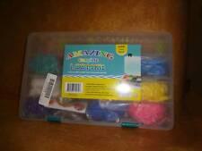Amazing Complete Loom Kit 6,800 Loom Bands New Bracelet Diy