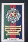 The Royal Scots   1914/18  World War 1  Battle Honours  Card # CAT B